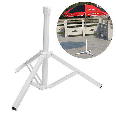 Metal Steel Adjustable Portable Beach Yard Outdoor Patio Umbrella Stand Holder