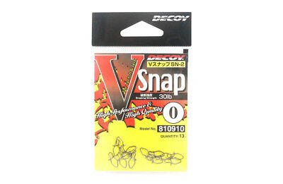 Decoy SN-2 V Snap High Performance Size 0 (0910)