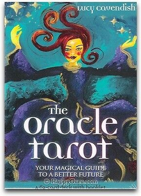 """the Oracle Tarot"" By Lucy Cavendish (Oracle Cards)"
