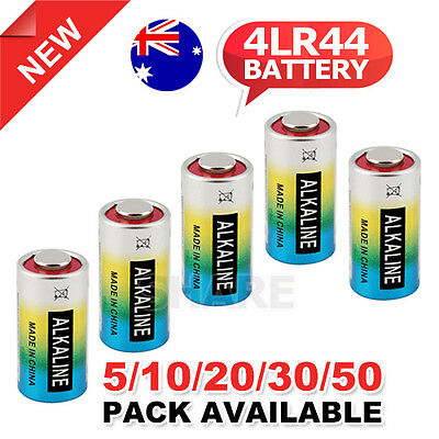 6V 4Lr44 Alkaline Battery For Barkguard Citronella Spray Stop Barking Dog Collar