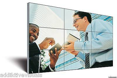Orion OPM4250 Widescreen Plasma Monitor Seamless Video Wall Display
