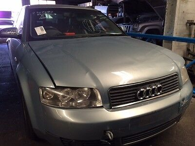 2003 Audi A4 B6 Auto Wrecking For Parts