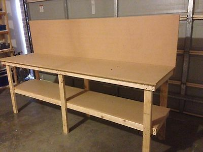 Factory Work Benches And Shelves