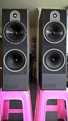 B & W DM-620i Speakers, Made in England