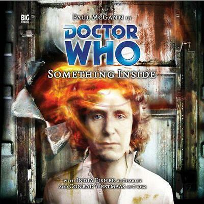 Something Inside (Doctor Who) by Trevor Baxendale | Audio CD Book | 978184435172