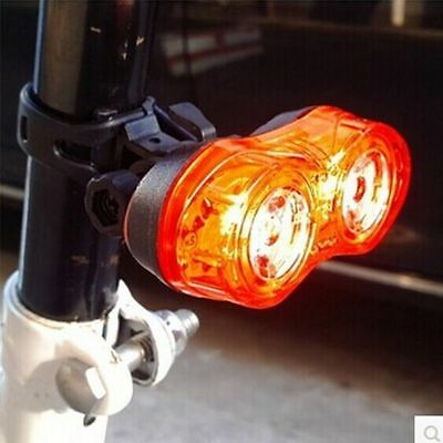 SUPER BRIGHT Trail Bright 3 DUO Bicycle Tail LED Cycle Bike Light REAR