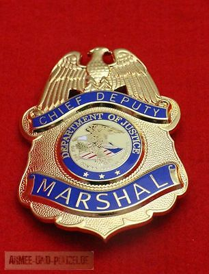 Historisches Chief Deputy Marshal DOJ