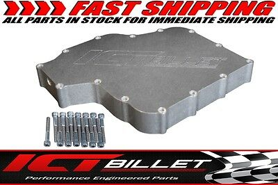 Billet Oil Pan Low Profile Suzuki GSXR 1300 Hayabusa 1999-2011 ICT
