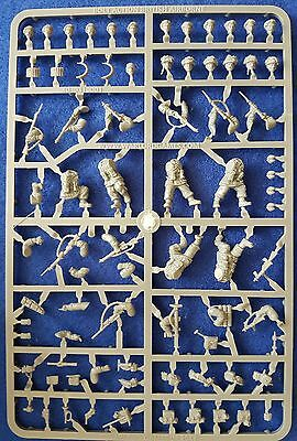 Warlord games bolt action 28mm scale British Airborne sprue IN STOCK NOW