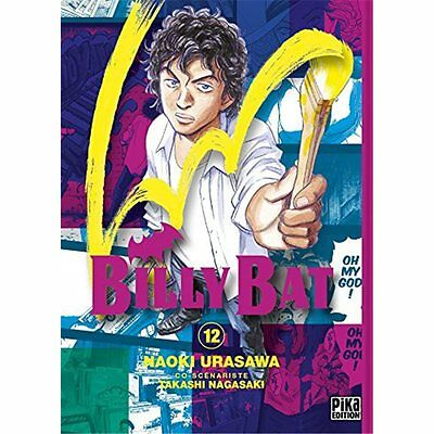 Manga - Billy Bat Vol.12