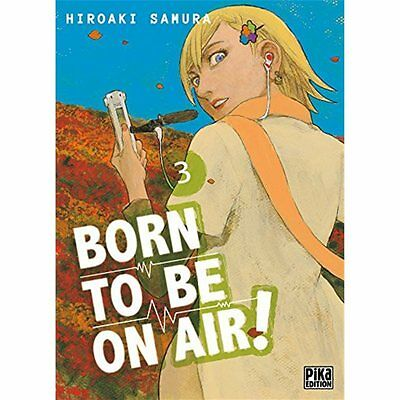 Manga - Born to be on air! T03