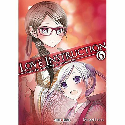 Manga - Love Instruction - How to become a seductor T6