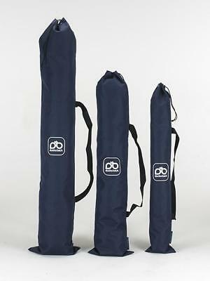 Ducksback Blue Windbreak Storage and Carry Bag 3 Sizes 112cm, 125cm, 160cm