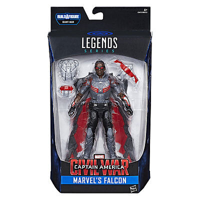 Marvel Legends Captain America - Civil War / Falcon / 6 Inch