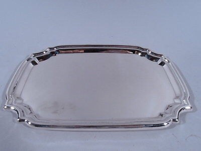 Poole Tray - 364 - Rectangular - American Sterling Silver