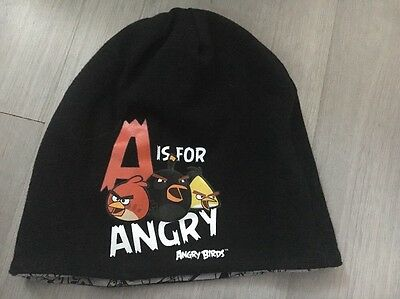 BONNET ANGRY BIRDS 54/56 Reversible