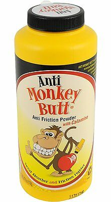 Men Anti Monkey Butt/Chaffing Relief Powder VERY EFFECTIVE 6-oz (USA IMPORT)