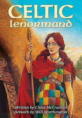 Celtic Lenormand, Very Good Condition Book, Chlo McCracken, ISBN 9781572817555