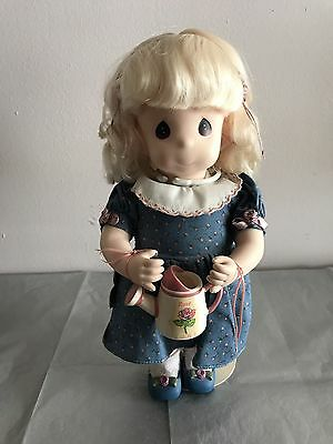 Precious Moments Doll Collection - Garden of Friends... Rose June #1430