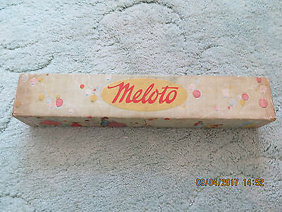 Meloto Vintage Pianola Standard Roll The Whip 35114A Boxed