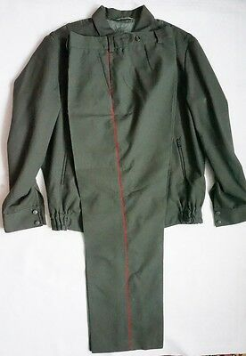 ORIGINAL Uniform of a Soviet-Russian army officer Suit Jacket Pants