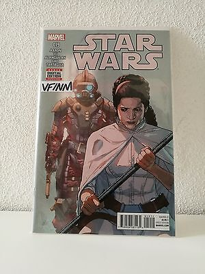 Star Wars #19 VF/NM (2015) 1st Print
