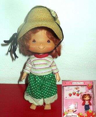 BANDAI Strawberry Shortcake Doll 2003 EDIZIONE RARA