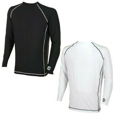 FOOTJOY hommes prodry Mock Baselayer FJ Golf Performance Bande Haut compression