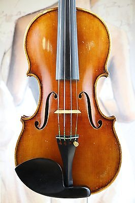 A fine old antique Italian labelled Violin