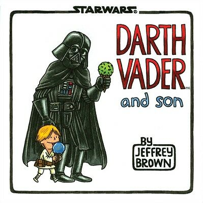 Darth Vader and Son (Hardcover), Brown, Jeffrey, 9781452106557