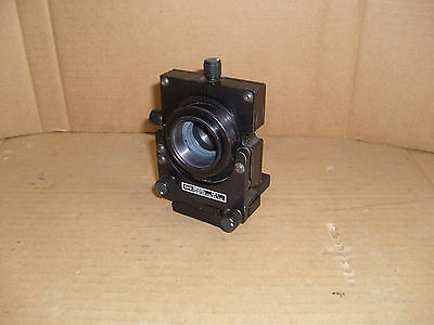 Newport NRC 5-Axis Lens Positioner - LP-1 with BP-3 Base