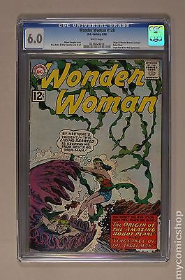 Wonder Woman (1942-1986 1st Series DC) #128 CGC 6.0 0236624011