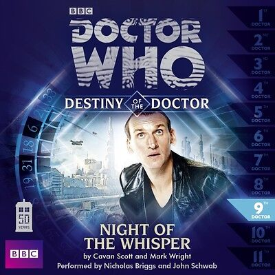 Doctor Who: Night of the Whisper (Destiny of the Doctor 9) (Dr Who Destiny of t.