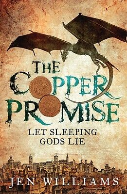 The Copper Promise (complete novel) (Copper Cat Trilogy) (Paperback), Williams,.