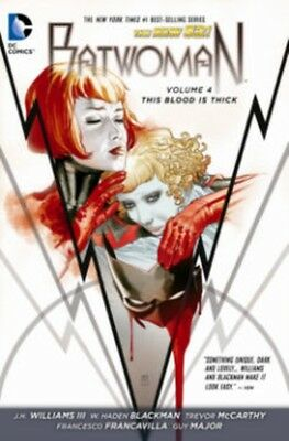 Batwoman Volume 4: This Blood is Thick TP (The New 52) (Paperback), Blackman, W.