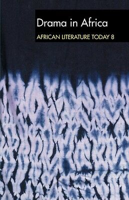 ALT 8 Drama in Africa: African Literature Today: A review (8) (Paperback), Jone.