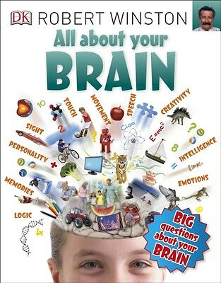 All About Your Brain (Big Questions) (Flexibound), Winston, Robert, 97802412435.