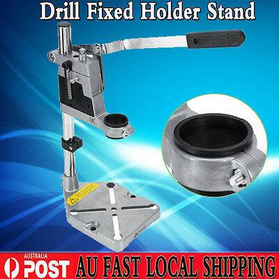 A 38/43mm High Quality Drill Fixed Holder Stand Metal Base Frame Drilling Collet