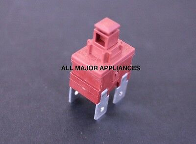 Kleenmaid Dishwasher Power (On-Off) Switch - 4 Terminal Suit Kcdw6010S