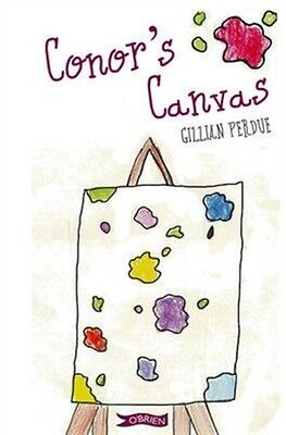 Conor's Canvas (Pandas) (Paperback), Perdue, Gillian, Connor, Michael, 97818471.