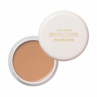 Shiseido Spots Cover Full Coverage Concealer Foundation H101 #2566 F/S