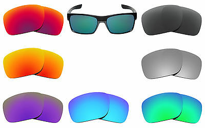 M4DL New Polarized Replacement Lenses for Oakley Two face in 7 colors