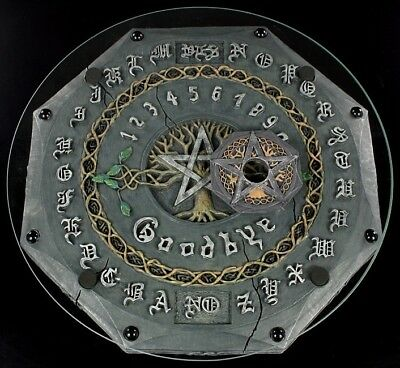 Soothsayer board - Tree of Life by Lisa Parker Fantasy Spirit ouija Witchbord