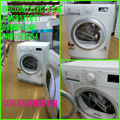 Electrolux EDC2075GDW 7Kg Condenser Dryer WE OPEN 7 DAYS 97925354 Factory Second