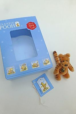 Hermann Teddy | Limited Edition | Classic Pooh - Tigger | With Box and Tag