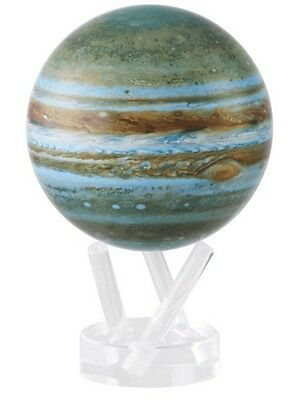 "MOVA Globe- Jupiter -11.5 cm/ 4.5"" - self rotating sphere"