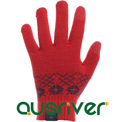 Children Winter Gloves Touch Screen Gloves Knit Gloves Full Fingers