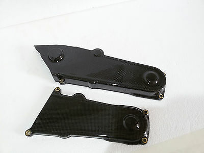 Copri Cinghie Carter Carbonio Ducati Monster 600 750 900 Cover Belts