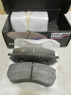 New PFC 7938 07.30 ZR 38 Brake pads