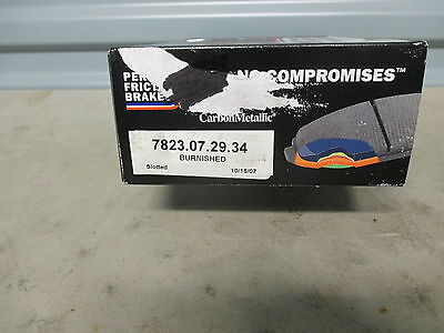 New PFC 7823 07.29 ZR 22 Brake pads